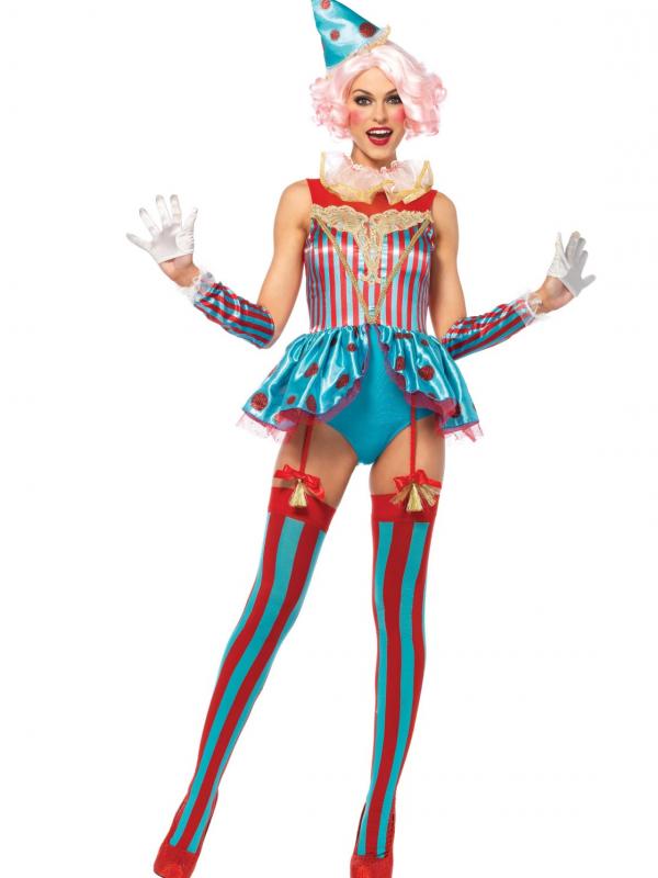 sexy circus kostuum
